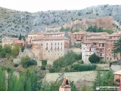 Sierra de Albarracín y Teruel;parque natural subbetica pueblos de avila castillo segovia peña del